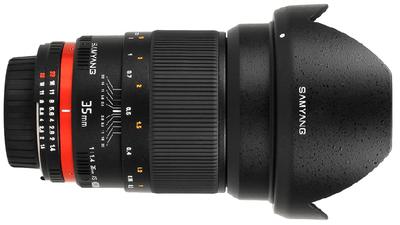 Wallimex 35mm f/1.4 (EF-Mount)