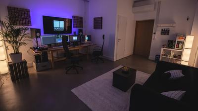 Professionelle Editsuite Avid/Premiere