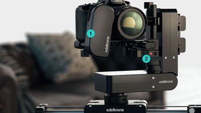 Edelkrone Slider Plus Pro Large, Motion Module, HeadPlus...