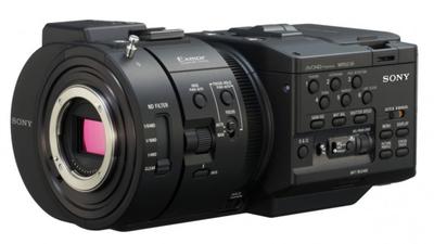 Sony NEX-FS700R