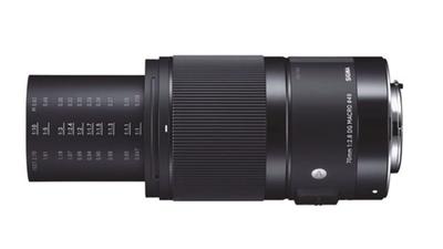 MAKRO: Sigma Art 70mm F2.8 (Sony FE / E-Mount, Vollformat)