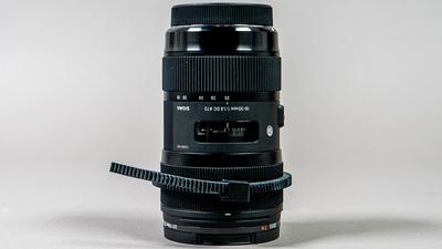 Sigma Art 18-35mm, f 1.8