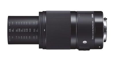 Sigma Art Makro 70mm F2.8 (Sony FE / E-Mount, Vollformat)