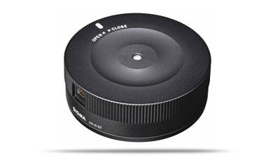 Sigma USB Dock für Canon EF Firmware Update und Kalibrierung