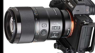 Sony FE 90 mm F2,8 Makroobjektiv G OSS (SEL90M28G)