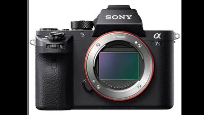 Sony Alpha 7sII // Paket: Cage, Metabones, SD Card, Akkus