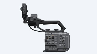 Sony FX 6 mit 2 x BP-U 60 Akkus und 1 x 80GB CF-A Karte