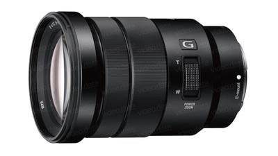 Sony 18-105 G f4.0 Zoomoptik Bildstabilisiert