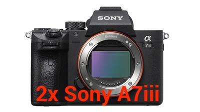 Set: 2x Sony A7iii Body