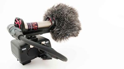 Superlux HM40-C Mikrofonspinne