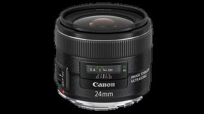 Canon 24 mm F2.8