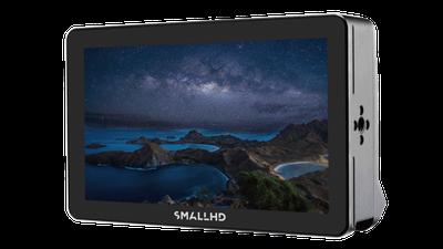 SmallHD Focus Pro OLED Red Komodo Kit