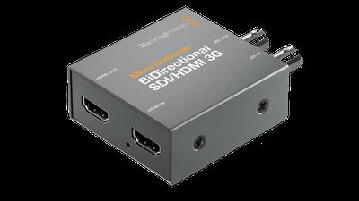 BLACKMAGIC MICRO CONVERTER BIDIREKTIONAL SDI ZU HDMI 3G