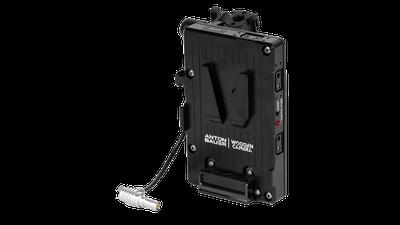 RED KOMODO™ Wooden Camera Battery Slide Pro V-Mount