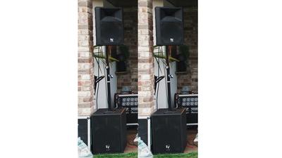 EV Electro Voice PA Anlage Beschallungsanlage Lautsprecher