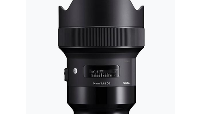 Sigma 14mm F1,8 DG HSM Art für Sony E-Mount