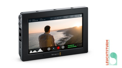 Blackmagic Video Assist 4k (mit 6 Akkus)