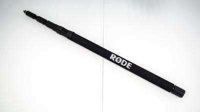 RØDE Boompole - Teleskop-Mikrofonangel, Tonangel