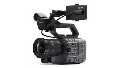 Sony FX6 mit 24-105 Sony Objektiv und 256 GB Speicherkarte