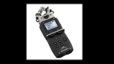 Zoom H5N Audiorecorder