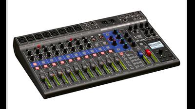 ZOOM LiveTrak L-12 Mischer / Pult /Recorder