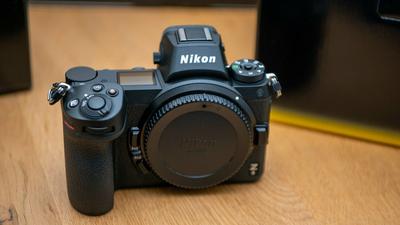 Nikon Z6 Kamera + FTZ Adapter + 120GB Sony XQD