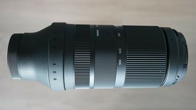Sigma 100-400mm f5-6.3 DG DN Sony E-Mount