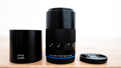 Zeiss Loxia 50 mm / 2,4 / E-Mount / Vollformat / manuell