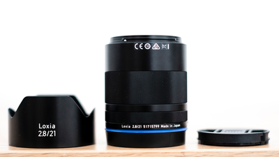 Zeiss Loxia 21 mm / 2,8 / E-Mount / Vollformat / manuell