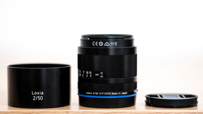 Zeiss Loxia 50 mm / 2,0 / E-Mount / Vollformat / manuell