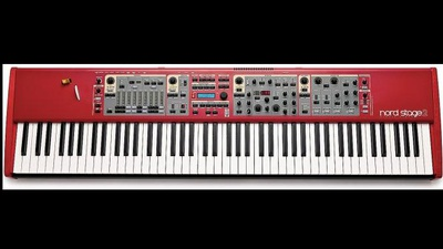 Clavia Nord Stage 2 88 HA