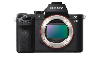 Sony Alpha 7 III, Vollformat inkl. 64GB SD, 2 Akkus
