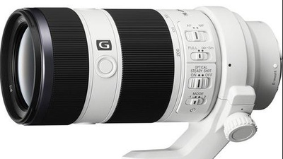 Sony FE 70-200mm f/4 G OSS Lens Teleobjektiv