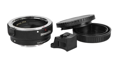 EF - E-Mount Adapter Canon Objektiv auf Sony