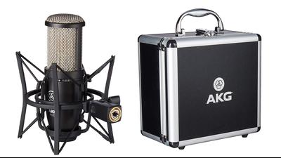 AKG P220 Großmembran-Kondensatormikrofon