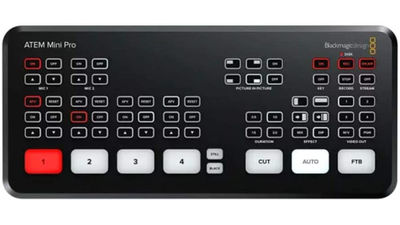 Blackmagc Design ATEM Mini Pro