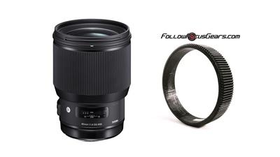 Sigma ART 85mm f/1,4 Canon EF (optional mit FollowFocus)