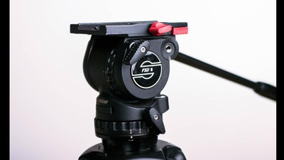 Sachtler FSB 8 - 2MD - 75mm Schale - bis zu 10 kg