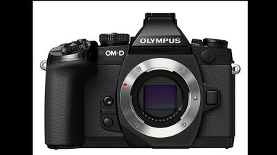 Olympus E-M1 OM-D Systemkamera (16 Megapixel, 7,6 cm 3 Zoll