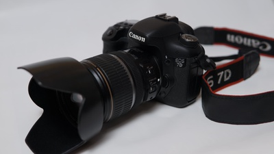 Canon EOS 7D im Set mit Canon 17-55 2.8 IS USM