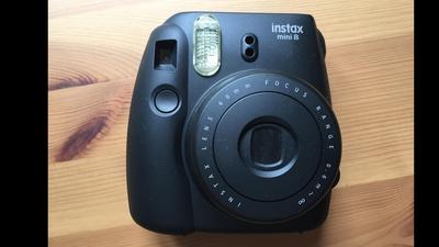 Fujifilm Instax Mini 8 - Polaroid