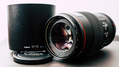 Canon EF 100mm F2.8 L IS USM Macro