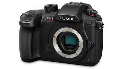 Panasonic Lumix GH5s + Koffer
