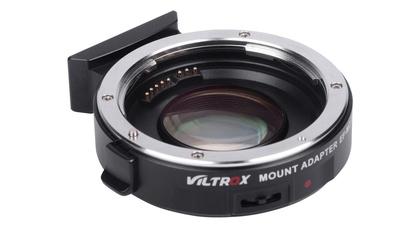 Viltrox EF M2 Adapter für GH5 (ähnlich Speedbooster ULTRA)