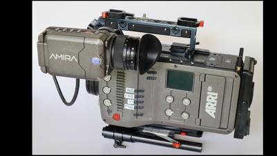Arri Amira mit Premium Lizenz UHD 444 200 frames