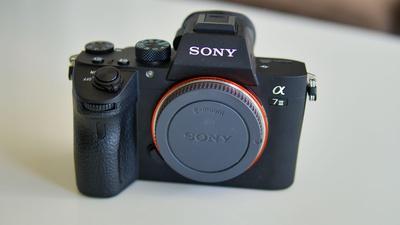 Sony a 7 iii Body