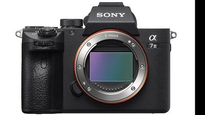 Sony Alpha 7M3 E-Mount Vollformat Digitalkamera