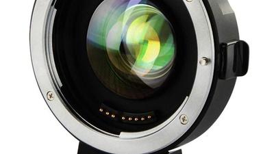 VILTROX EF-M2 Speedbooster 0,71 Canon EF MFT