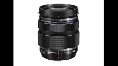 Olympus M.Zuiko Digital ED 12-40 mm 1:2.8 Top Pro Objektiv