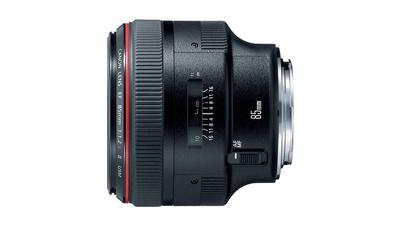 Canon EF 85mm 1.2 II L USM